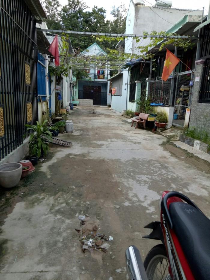 Bán nhà sổ riêng rẻ nhất Bình Chuẩn, khu dân cư đông đúc, đường bê tông 5m