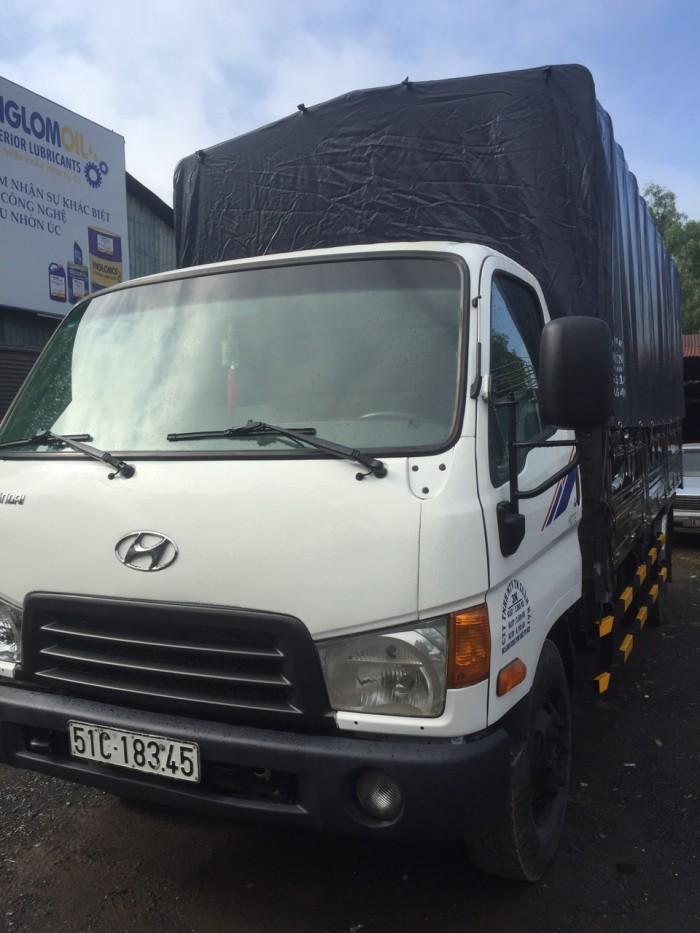 Hyundai hd72 thùng inox sx 2012 7