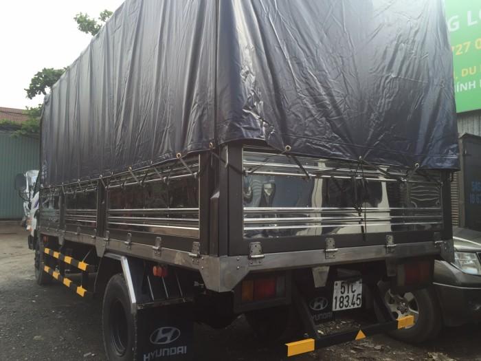 Hyundai hd72 thùng inox sx 2012 11