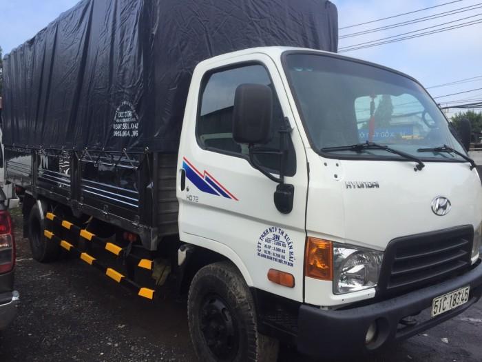 Hyundai hd72 thùng inox sx 2012 9