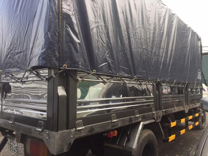 Hyundai hd72 thùng inox sx 2012 10