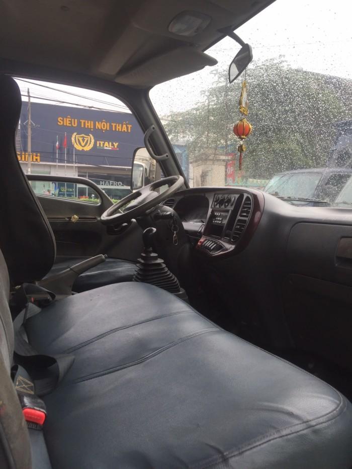 Hyundai hd72 thùng inox sx 2012