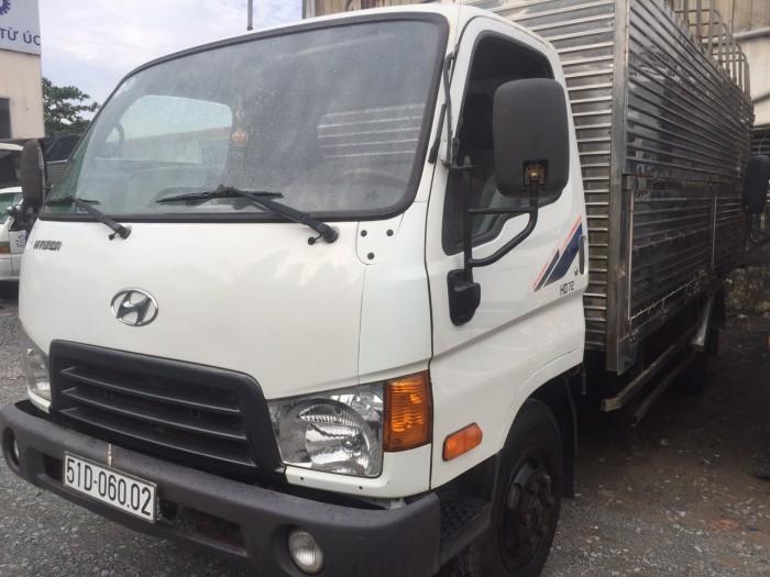 Hyundai hd72 thùng inox sx 2012 4