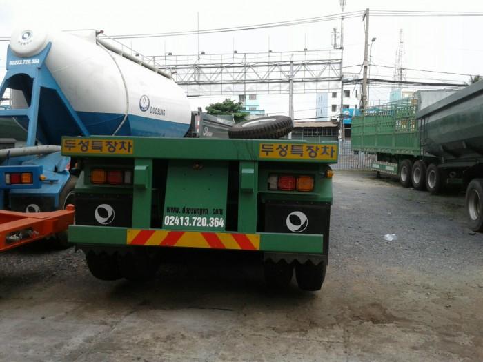 Mooc sàn chở container DOOSUNG DV – LSKS – 400ND