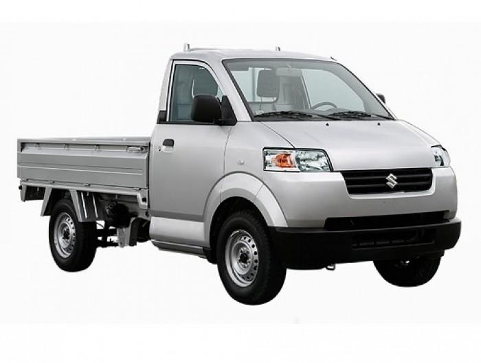 Xe Tải Suzuki Carry Pro 740 Kg Thùng Lửng