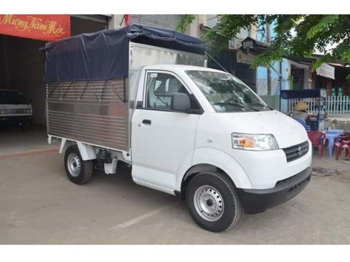 Xe Tải Suzuki Carry Pro 615 Kg Thùng Bạt