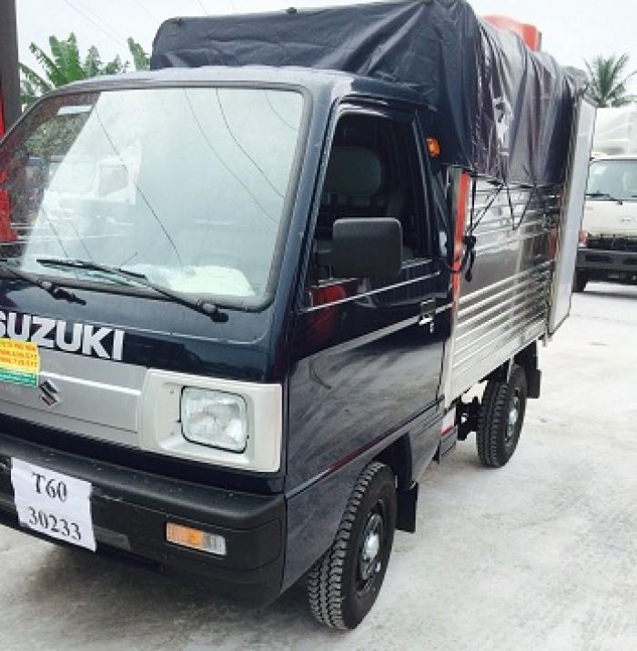 Xe Tải Suzuki Carry Truck 600 Kg Thùng Bạt 0