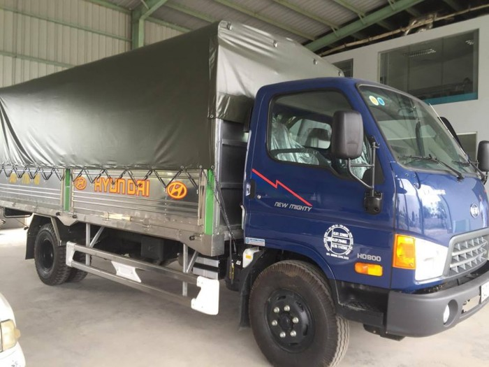 Hyundai HD800 Số tay (số sàn) Xe tải động cơ Dầu diesel