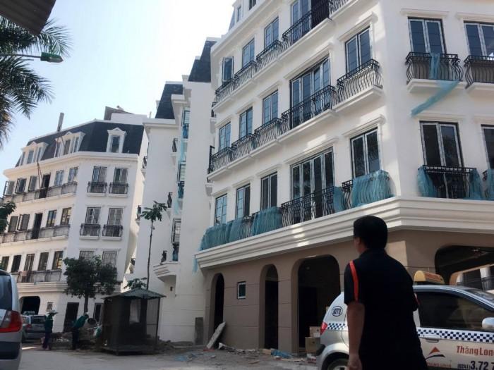 Bán Liền Kề Mỹ Đình Khu The Manor Sudico Sông Đà 82m2, Thang Máy