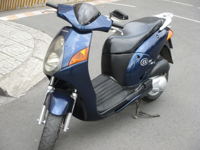 Honda @ A Còng 150cc cảm ứng xanh tiger máy zin