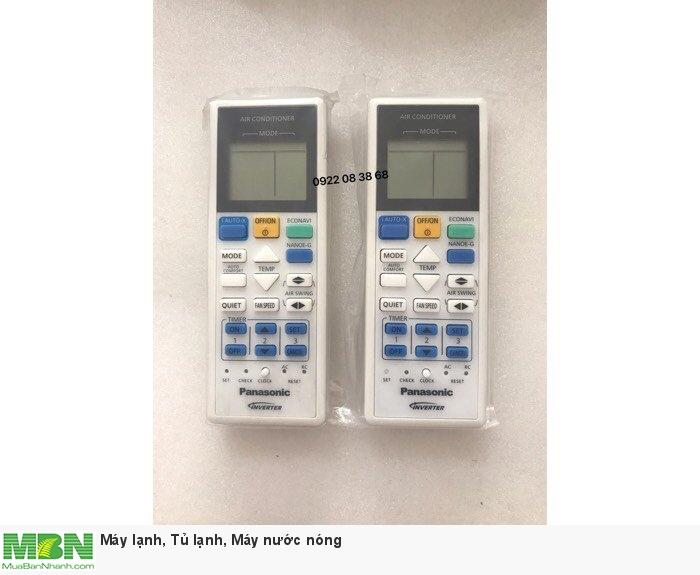 Remote Máy Lạnh PANASONIC, Mới 100%, Tặng kèm 2 Pin 3A, Giá 150k