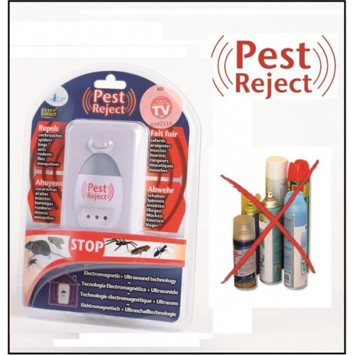 Máy đuổi chuột,máy đuổi các loại côn trùng,máy đa năng đuổi ruồi muỗi an toàn1