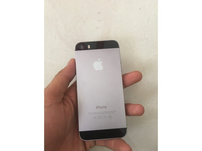 Iphone 5s 16gb màu gray