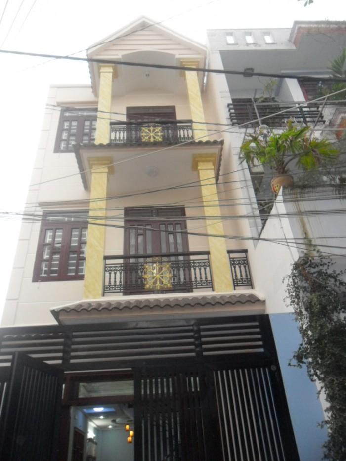 Bán nhà 3 tầng cực đẹp tại TDP Bình Minh, Gia Lâm, HN. DT 75m2