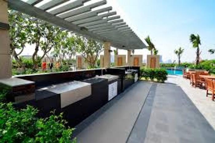 Bán căn hộ Tropic Garden P. Thảo Điền Q2 2PN (65 - 88m2), 3PN