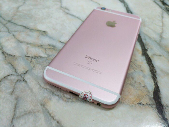Iphone 6s 16gb màu rose