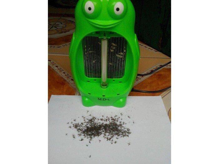 Máy bắt muỗi hàng chất lựơng Magic3