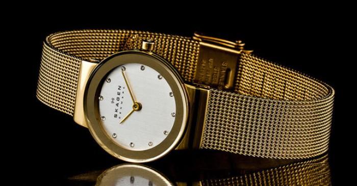 Đồng hồ Skagen nữ1