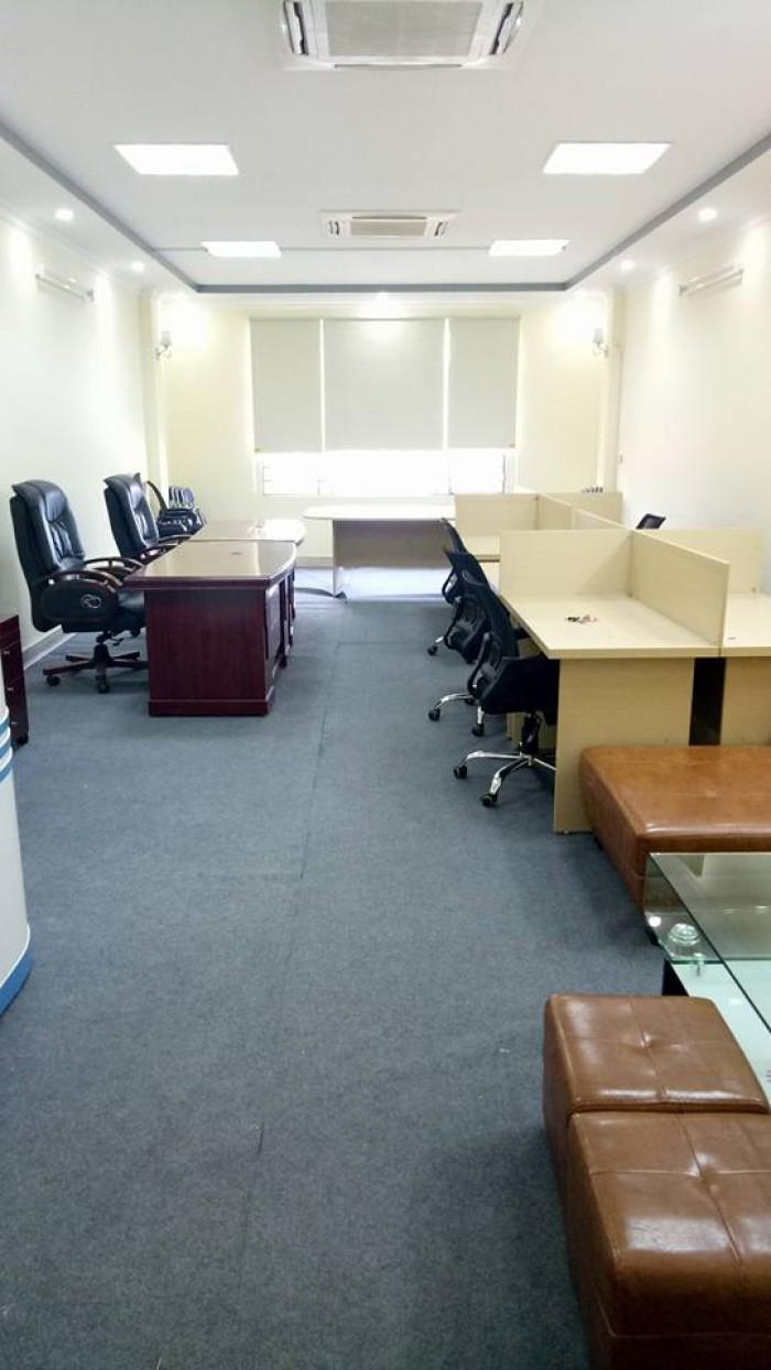 Cho thuê văn phòng 20m2 và 40m2 tại mặt phố Yên LÃNG Đống Đa Hà Nội