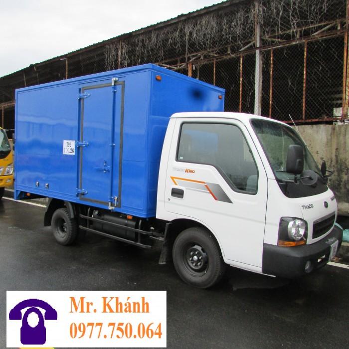 Xe tải KIA giá rẻ, 1T25, 1T4, 1T9, 2T5