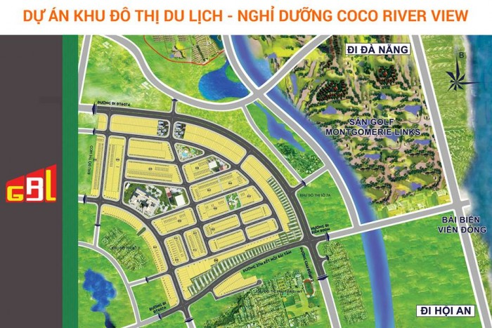 Đất Nền Dự Án Liền Kề Coco Bay