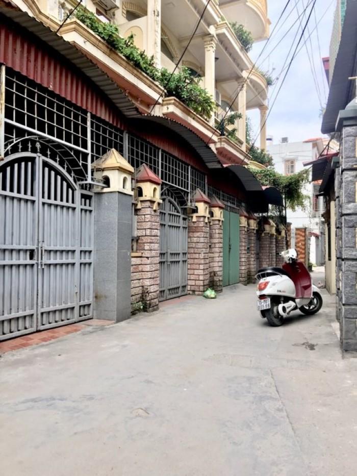 Nhà 3T x 46m2, ngõ nông đường Thiên Lôi - Chợ Đôn, ô tô đỗ cách nhà chỉ 10m, Đông Nam