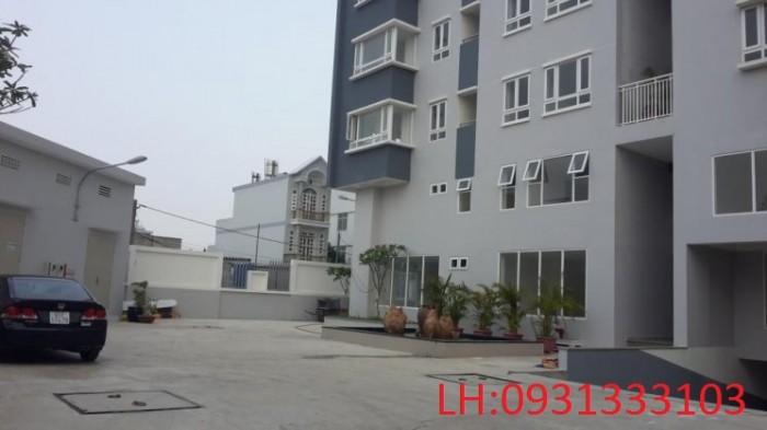 Cần bán căn hộ ở ngay, mặt tiền Lê Văn Khương nhà mới 100%
