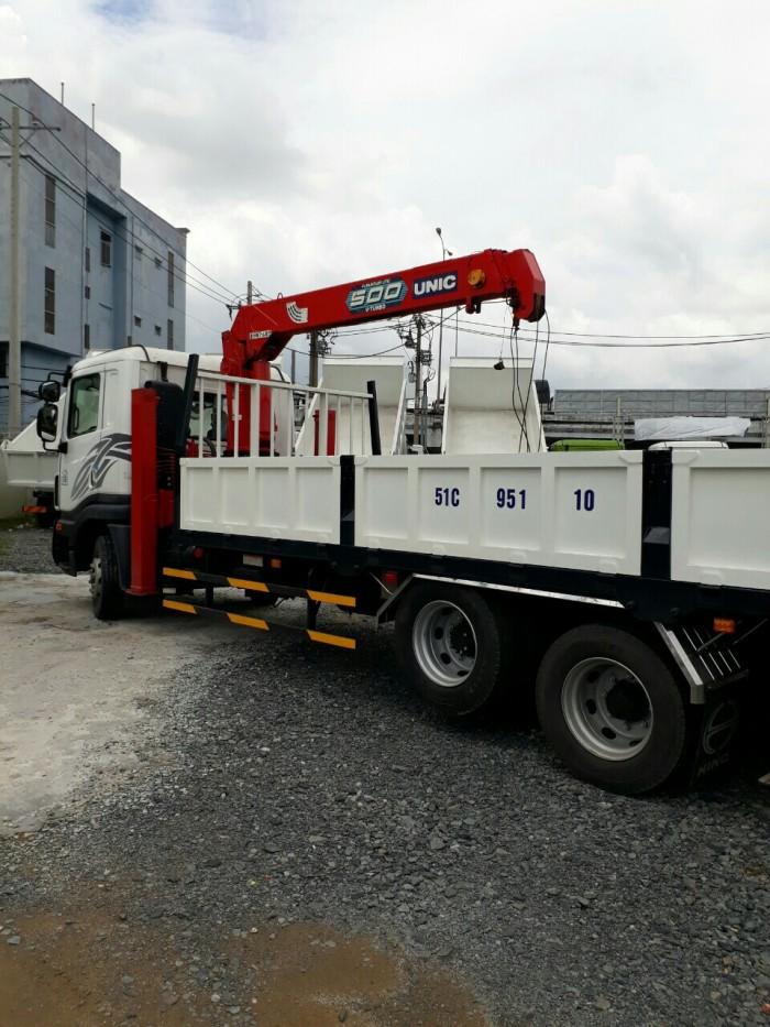 Xe tải 14 tấn