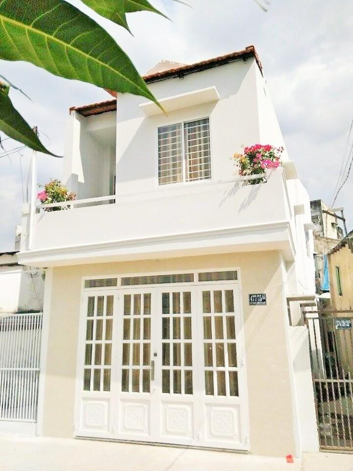 Bán Nhà Phường 13, Quận Bình Thanh Giá Rẻ