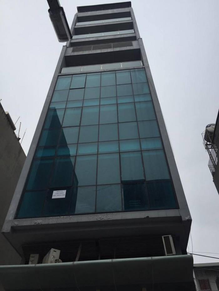 Bán nhà số 49 Phố Lê Duẩn, Hoàn Kiếm, HN, DT 95m2, 5 tầng