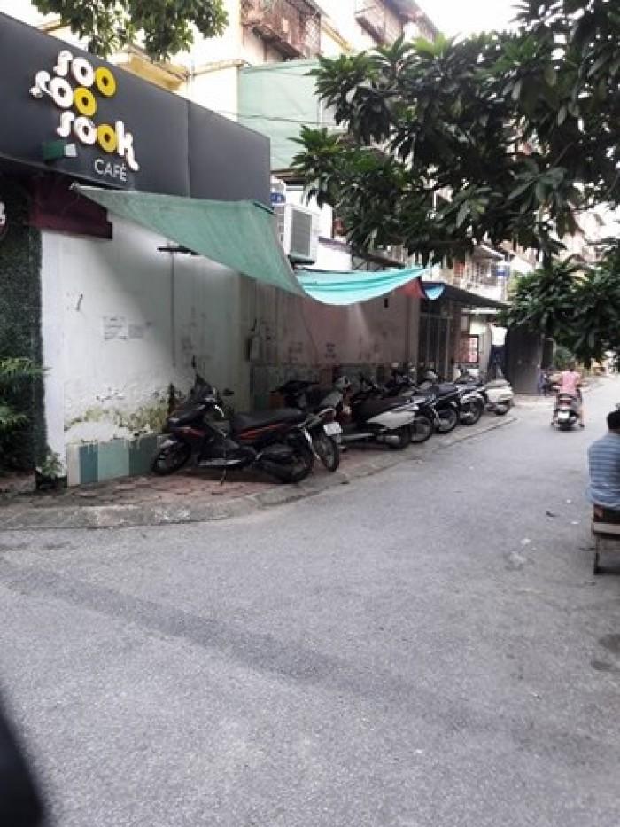 Bán căn hộ khu tập thể Nghĩa Tân, Cầu Giấy(71m2)- tầng 2