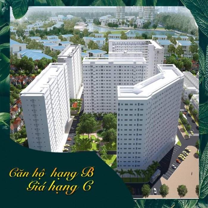 Block B1 dự án Green Town Bình Tân