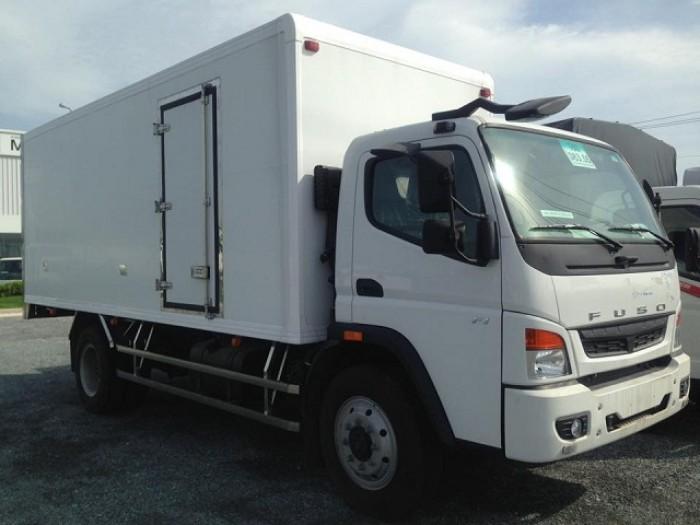 Xe tải Fuso FI 7,1 tấn, thùng dài 6,9m nhập khẩu