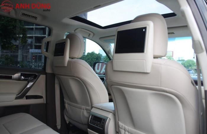 Xe LEXUS GX460 năm 2014, màu đen, nội thất kem. ODO: 39.000Km 4