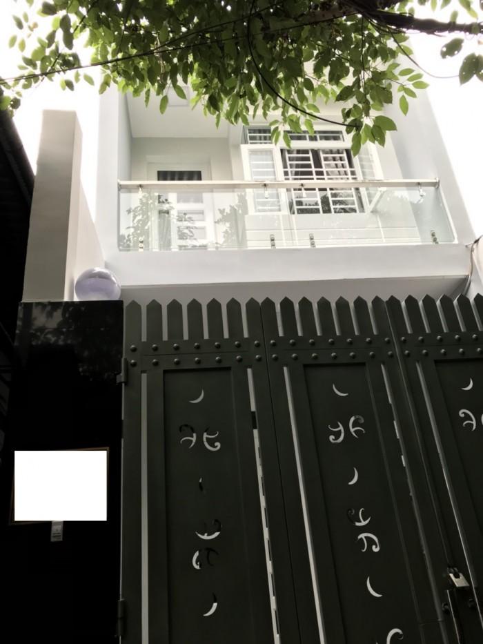 Bán Nhà Hẻm Đường Số 45, phường 14, Quận Gò Vấp