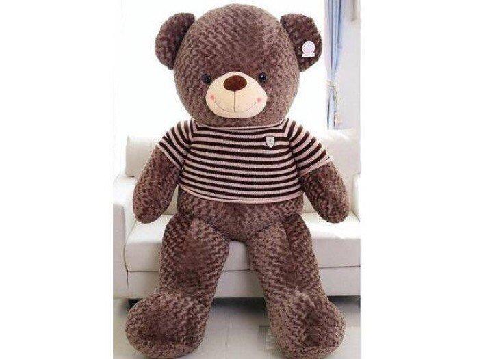 Gấu Teddy dài 1m21