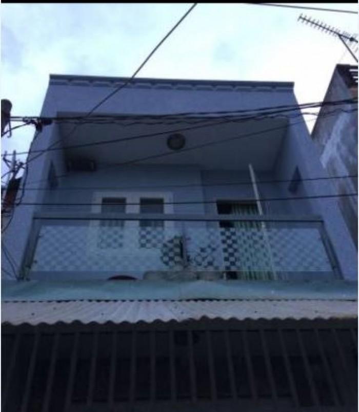 Bán Nhà hẻm 637 Quang Trung, phường 11, quận Gò Vấp, 5 x 14,8m, 1 Trệt + 1 Lầu BTCT, giá 3,15 tỷ