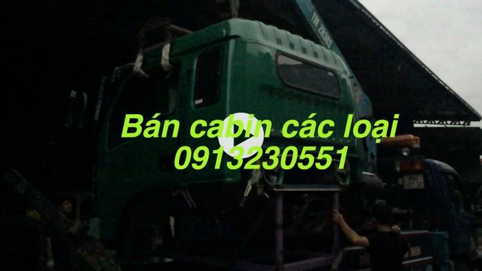 Bán đầu vỏ sọ cabin cuu long, dayun, trường giang, Việt trung, hino, isuzu