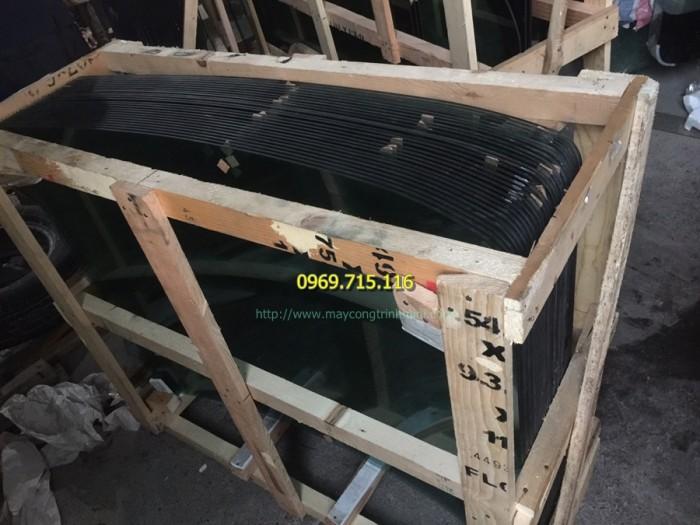 Kính máy xúc Komatsu, kính mát xúc PC75