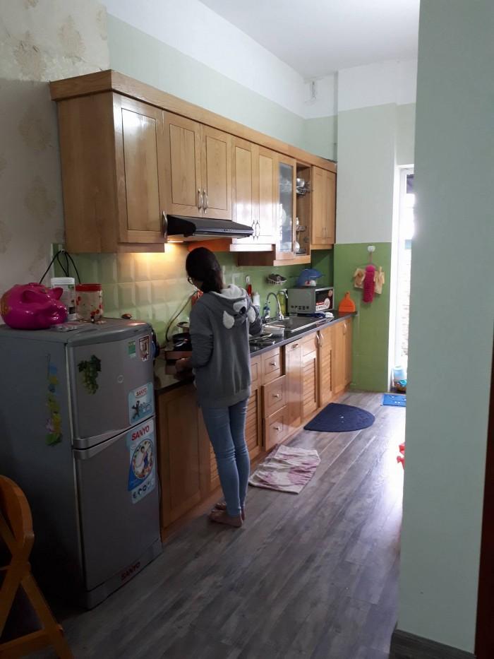 Cần bán gấp căn hộ 56m2 Kim Văn Kim Lũ, đã có nội thất