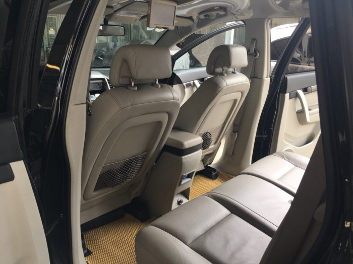 Chevrolet Captiva sản xuất năm 2013 Số tự động