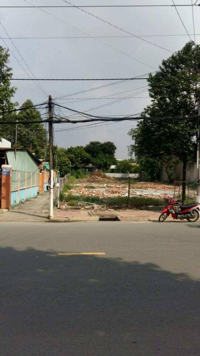 Bán đất Chánh Nghĩa tại ngã ba Cây Nhang