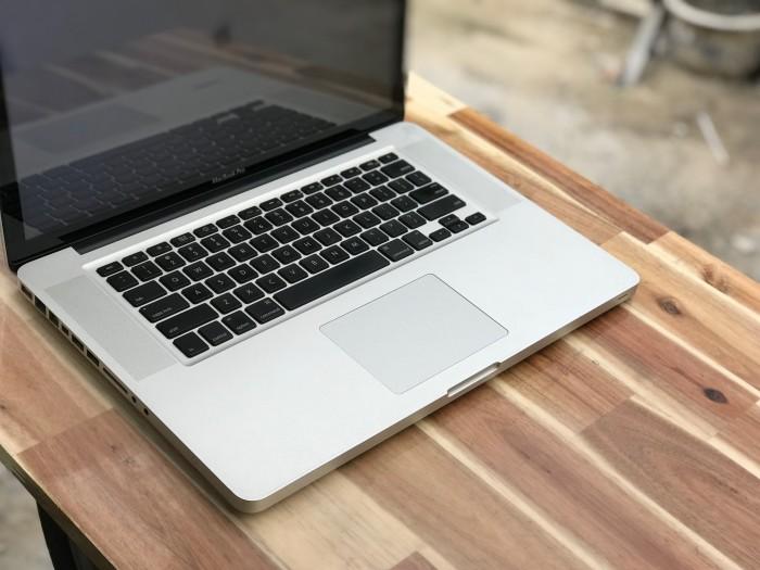Macbook Pro A1286 15in, i7 4G 750G Vga rời Đẹp zin 100% Giá rẻ2