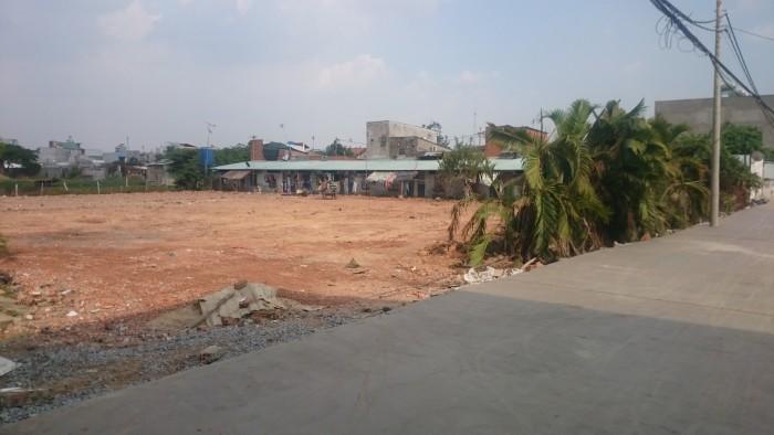 Cần bán nhanh 250m2 đất, đường Trần Văn Giàu, đường 14m