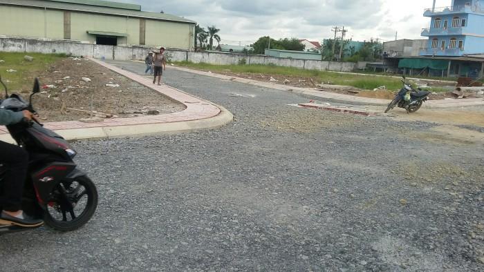 Mặt tiền đường Trần Đại Nghĩa- Bình Chánh. Liền kề Tên Lửa