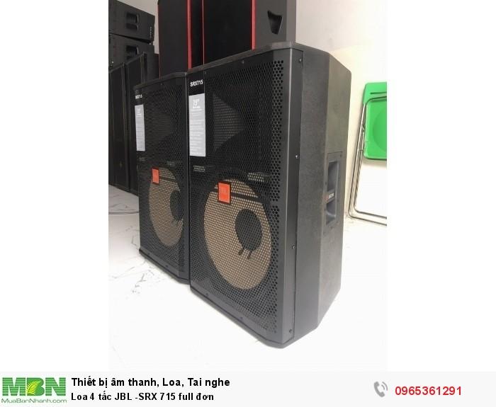 Loa 4 tấc JBL -SRX 715 full đơn3