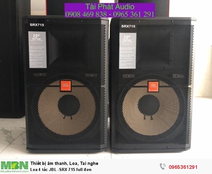 Loa 4 tấc JBL -SRX 715 full đơn4
