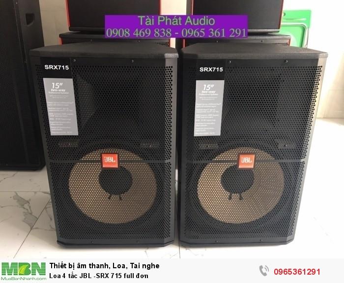 Loa 4 tấc JBL -SRX 715 full đơn5