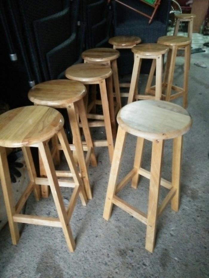 Ghế quầy gỗ bền đẹp..0