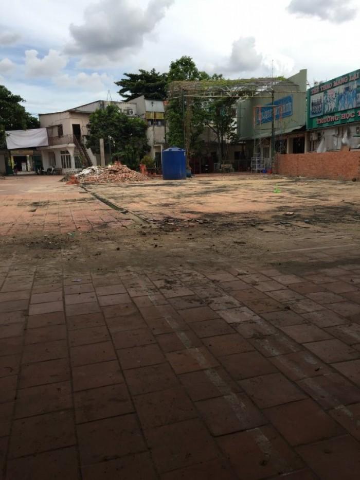 Bán đất MT đường số 2 P. Trường Thọ 2000m2 giá 18 tỷ